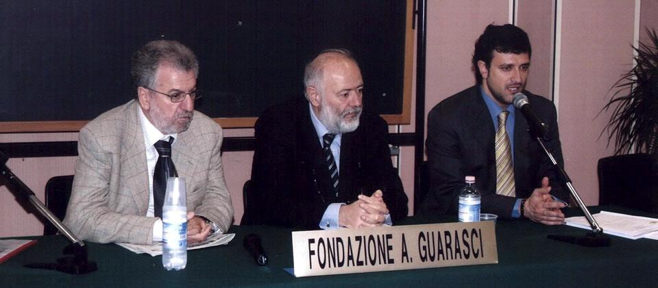 """Lezione su """"Etica e Qualità dell'informazione"""" - Fondazione Guarasci - 09 marzo 2007"""